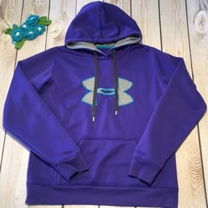 Under Armour women's semi-fitted Storm hoodie
